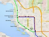 San Diego California On Map Riding the San Diego Trolley Step by Step Guide