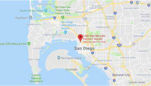 San Diego Little Italy Map the 5 Block Farmers Market In southern California You Ll Want to