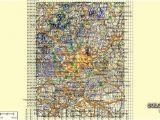 San Fermin Spain Map Madrid Map Vector Spain Printable City Plan atlas 49 Parts Editable