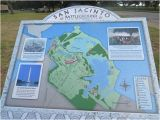 San Jacinto Texas Map Battleground Map Picture Of San Jacinto Battleground State