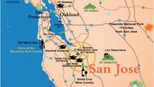 San Jose California Map Google San Jose Ca Official Website Maps