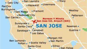 San Jose On California Map Kaiser Santa Clara Map Beautiful Dr Cecilia L Pham Od Locations