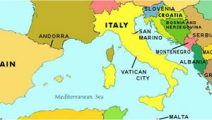 San Marino On Map Of Europe southern Europe Map Locating Countries On A Map Me Stuff