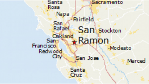 San Ramon California Map San Ramon Ca Map Maps Directions