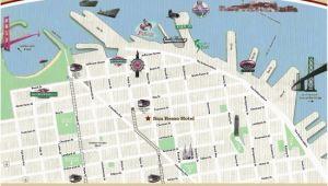 San Remo California Map Map Picture Of San Remo Hotel San Francisco Tripadvisor