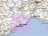 San Remo Italy Map San Remo Italy Map Location Of San Remo Italy