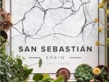 San Sebastian Map Of Spain Map Poster Of San Sebastian Spain Print Size 50 X 70 Cm Available