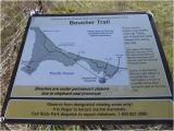 San Simeon California Map Boucher Trail Map Bild Von Piedras Blancas San Simeon Tripadvisor