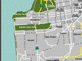 Santa Monica Map Of California Santa Barbara On Map Of California Massivegroove Com