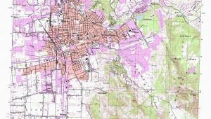Santa Rosa Map Of California Santa Rosa Map Of California Klipy org