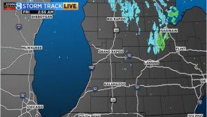 Satellite Weather Map Michigan Radar Satellite