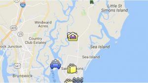 Savannah Georgia Google Maps Google Maps Savannah Ga Maps Directions