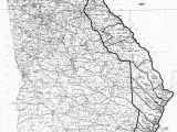 Savannah River Map Georgia the Usgenweb Archives Digital Map Library Georgia Maps Index