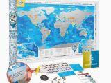 Scratch Off Europe Map Scratch Off Europe Map In Tube