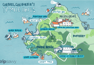 Seal Beach California Map 17 Mile Drive Must Do Stops and Proven Tips