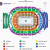 Seat Map Air Canada Centre Stadium Seat Numbers Online Charts Collection