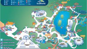 Seaworld California Map Sea World San Antonio Park Map Travel San Antonio Texas Ideas