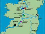 Shannon River Ireland Map Virtual Vacation 8 Ireland Boardgamegeek