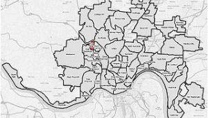 Sharonville Ohio Map Villages at Roll Hill Cincinnati Wikipedia