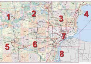 Shelby Michigan Map Mdot Detroit Maps