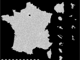 Show Map Of France List Of Constituencies Of the National assembly Of France