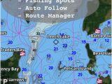 Show Map Of Minnesota Minnesota Fishing Lake Maps Navigation Charts On the App Store