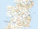 Show Me A Map Of Ireland Ireland Road Map