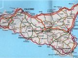 Sicily Map Europe Pin On Sicily