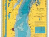 Sister Lakes Michigan Map 1900s Lake Michigan U S A Maps Of Yesterday In 2019 Pinterest