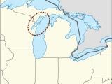 Sister Lakes Michigan Map Green Bay Lake Michigan Wikipedia