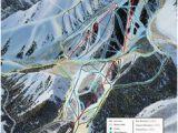 Ski Michigan Map 20 Best Trail Maps Images Trail Maps Ski Utah Alpine Skiing