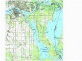 Ski Michigan Map Map Of Sugar island Off Of Sault Ste Marie Michigan and Sault Ste