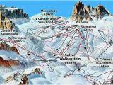 Ski Ohio Map Ski Map Val Gardena Skiing Bella Italia Italia