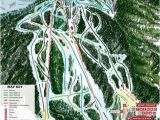 Ski Ohio Map Trail Map Red River