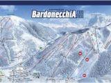 Ski Resort Italy Map Ski Resort Bardonecchia Skiing Bardonecchia