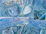 Ski Resorts Canada Map Alpine Trail Maps Silver Star Mountain Resort