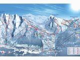 Ski Resorts In Minnesota Map La Clusaz Piste Map Trail Map
