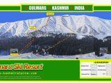 Ski Resorts In Ohio Map Gulmarg Piste Map Trail Map