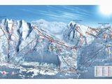 Ski Resorts Michigan Map La Clusaz Ski Resort Guide Location Map La Clusaz Ski Holiday