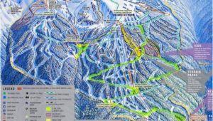 Skiing Canada Map Blackcomb Mountain Skiing Whistler British Columbia