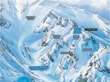 Skiing Canada Map How to Ski Whistler Blackcomb S Spanky S Ladder where to