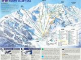 Skiing In California Map Tahoe Ski Resorts Map Fresh southern California attractions Map