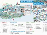 Skiing In California Map Village Map Silver Star Mountain Resort