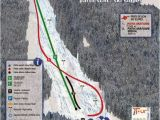Skiing In France Map Trail Map Piatra Gra Itoare