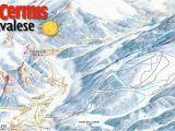 Skiing In Italy Map Bergfex Ski Resort Alpe Cermis Cavalese Val Di Fiemme Skiing