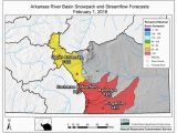 Snotel Colorado Snowpack Map Dry Conditions Persist Across Region the World Journal