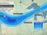 Snow Depth Map Colorado 2nd Blizzard Of Season to Eye north Central Us During 1st Weekend Of