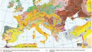 Soil Map Europe 42 Best soil Maps Images In 2017 Maps Cards Us Map