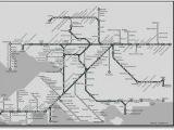 South England Train Map Great Western Train Rail Maps