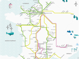 South Of France Train Map Texpertis Com Map Of southern France Elegant Intercites Train